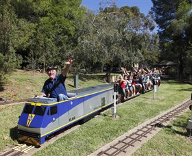 Willans Hill Miniature Railway