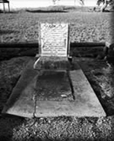 Grave of Yuranigh - Accommodation Tasmania