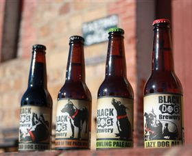 Black Dog Brewery - Accommodation Tasmania