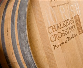 Chalkers Crossing Winery - Accommodation Tasmania