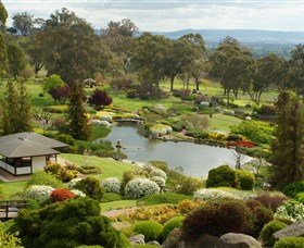 Cowra Japanese Garden and Cultural Centre - Accommodation Tasmania