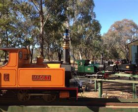 Mudgee Miniature Railway - Accommodation Tasmania