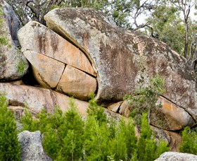 Frog Rock - Accommodation Tasmania