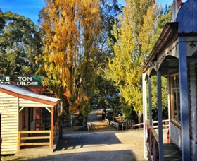 Coal Creek Community Park and Museum - Accommodation Tasmania