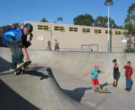 Goulburn Skate Park - Accommodation Tasmania