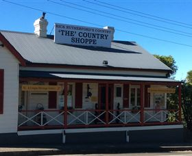 Rick Rutherfords Country Gallery - Accommodation Tasmania