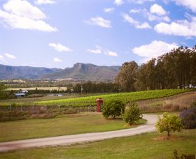 Catherine Vale Wines - Accommodation Tasmania