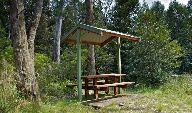 Devils Hole lookout walk and picnic area - Accommodation Tasmania
