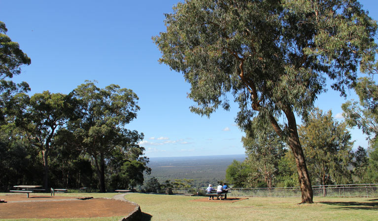Hawkesbury lookout - Accommodation Tasmania