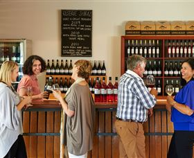 Upper Reach Winery and Cellar Door - Accommodation Tasmania
