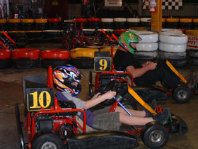 Indoor Kart Hire O'Connor - Accommodation Tasmania