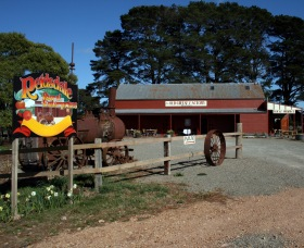 Sully's Cider at the Old Cheese Factory - Accommodation Tasmania