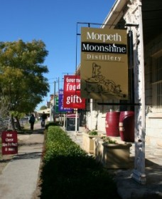 Morpeth Wine Cellars and Moonshine Distillery - Accommodation Tasmania