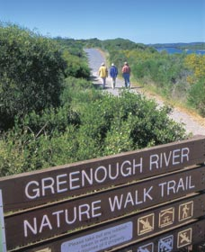 Greenough River Nature Trail - Accommodation Tasmania