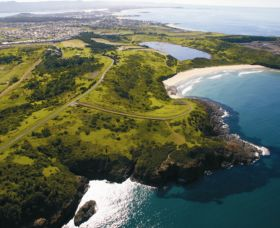 Killalea State Recreation Area - Accommodation Tasmania