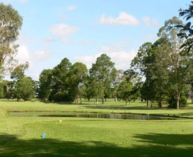 Casino Golf Club - Accommodation Tasmania