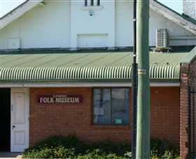 Casino Folk Museum - Accommodation Tasmania