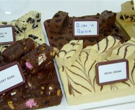 Fudge Factory at Tilba Treasures of Ulladulla