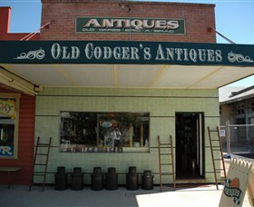 Old Codgers Antiques - Accommodation Tasmania