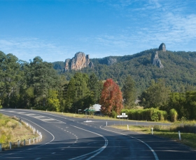 Nimbin Rocks - Accommodation Tasmania