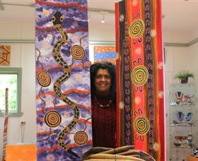 Apma Creations Aboriginal Art Gallery and Gift shop - Accommodation Tasmania