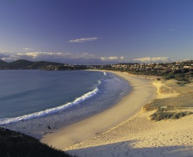 Forster Town Beach - Accommodation Tasmania