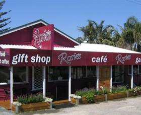 Rosies Cafe and Gallery - Accommodation Tasmania