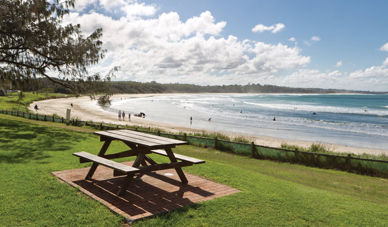 Woolgoolga Beach and Headland - Accommodation Tasmania