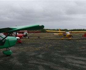 Evans Head Memorial Aerodrome - Accommodation Tasmania