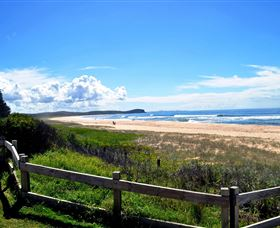 Grants Beach Coastal Walk - Accommodation Tasmania