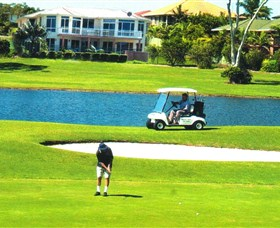 Emerald Downs Golf Course - Accommodation Tasmania