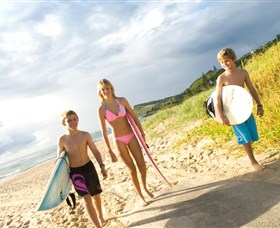 Ballina Surfing Beaches - Accommodation Tasmania