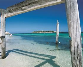 Hamelin Bay - Accommodation Tasmania