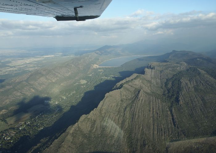 A Kube Aviation - Grampians Scenic Flights - Accommodation Tasmania