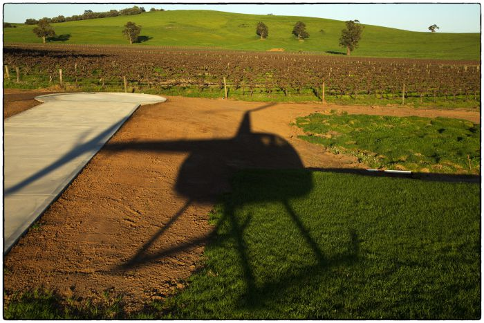 Barossa Helicopters Pty Ltd - Accommodation Tasmania