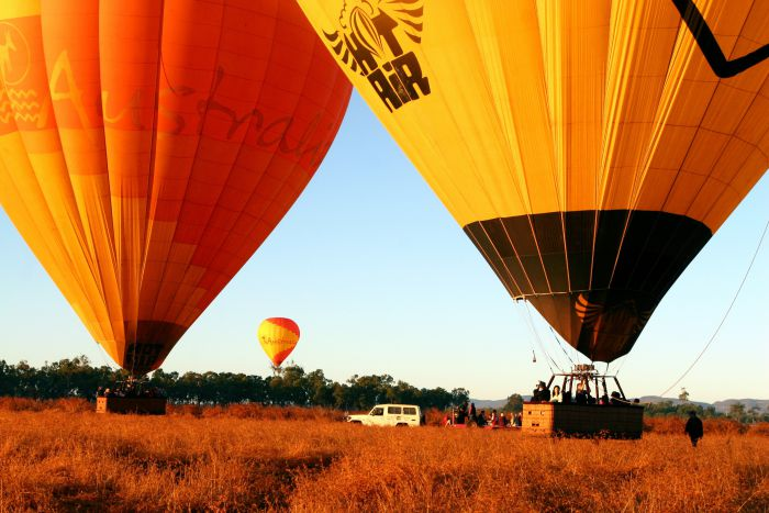 Hot Air Balloon Scenic Rim - Accommodation Tasmania