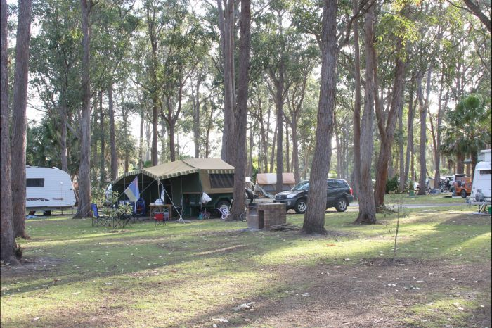 Darlington Beach NRMA Holiday Park - Accommodation Tasmania