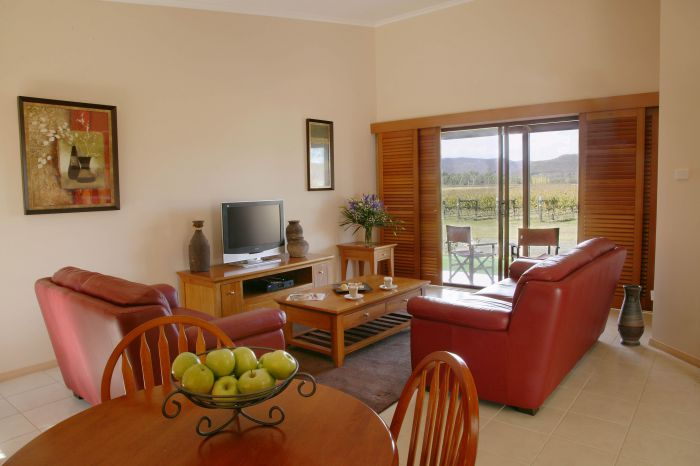 Nightingale Wines Luxury Villas - Accommodation Tasmania