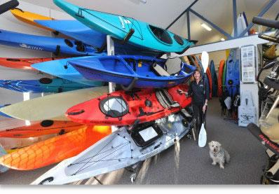 Skee Kayak Centre - Accommodation Tasmania