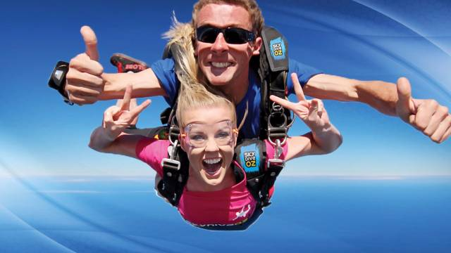 Skydive Oz Canberra - Accommodation Tasmania