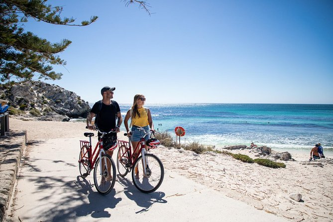 Rottnest Island with Bike Hire from Perth or Fremantle - Accommodation Tasmania