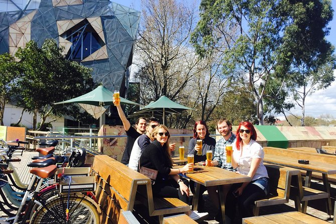 Melbourne Craft Beer Bike Tour - Accommodation Tasmania
