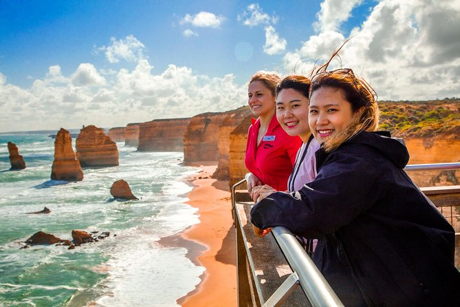4-Day Melbourne Tour City Sightseeing Great Ocean Road and Phillip Island - Accommodation Tasmania