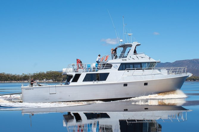 Derwent River Private Harbour Cruise on the 'Odalisque' from Hobart - Accommodation Tasmania