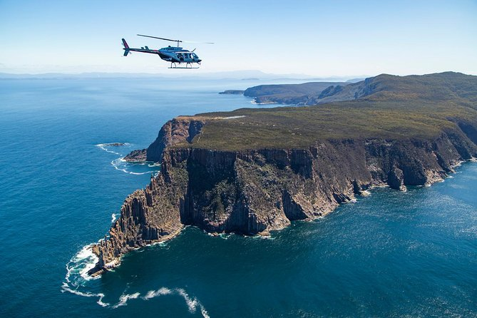 30-Minute Two Capes and Tasman Helicopter Flight from Port Arthur - Accommodation Tasmania