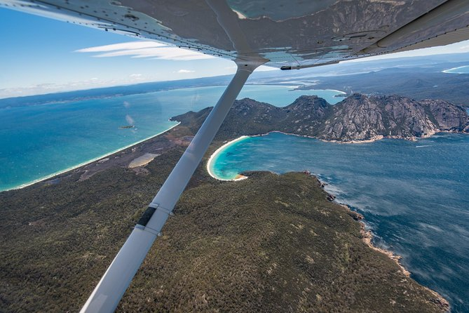 Freycinet Peninsula Or Wineglass Bay Scenic Flight - Accommodation Tasmania