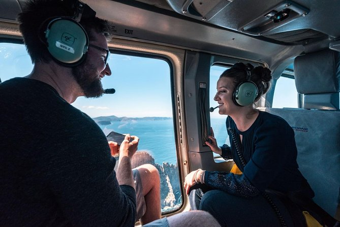 15-Minute Sea Cliffs and Convicts Helicopter Flight from Port Arthur - Accommodation Tasmania