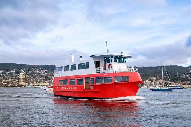 Derwent River Historic Harbour Cruise From Hobart - Accommodation Tasmania