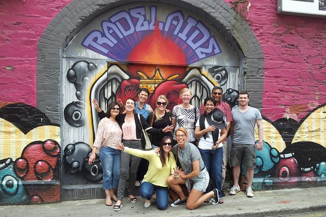 Adelaide City Food and Street Art Walking Tour - Accommodation Tasmania