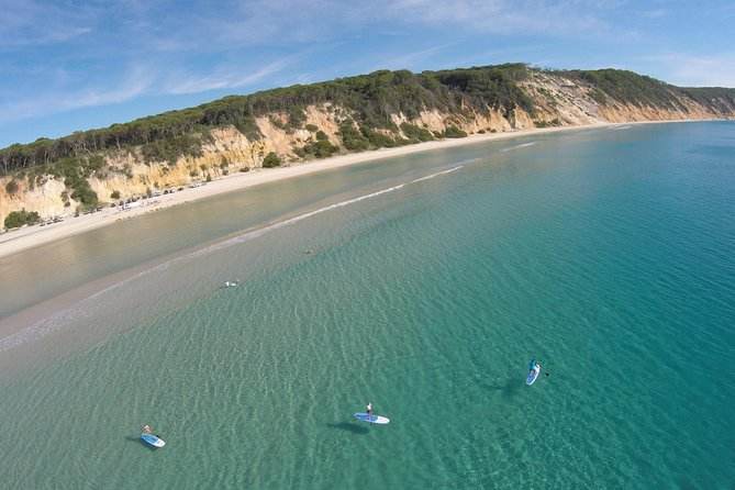 Stand Up Paddle Double Island Lesson - Accommodation Tasmania